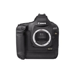 Canon EOS 1Ds Mark III the 21 MegaPixel Camera