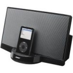 Brings all your iPod tracks to life with Bose Sounddock