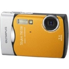 Olympus Stylus 850 SW 8MP Shockproof Waterproof Digital Camera