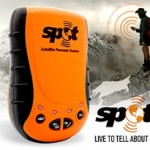 Let friends and family know exactly where you are in the world with Spot GPS
