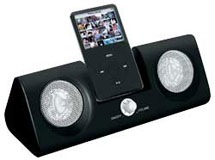 Intempo IDS-04 Black iPod docking station