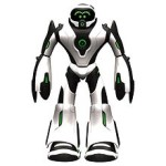JoeBot the animated, walking talking, robot buddy