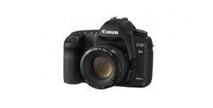 Canon EOS 5D Mark II 300x152 Canon EOS 5D Mark II 21.1MP Full Frame CMOS Digital SLR Camera