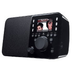 Logitech Squeezebox Radio Music Player with Color Screen