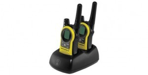 Motorola MH230R 23-Mile Range 22-Channel FRS/GMRS Two-Way Radio