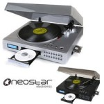 Convert Your Old Cassettes and Records to CD With No PC Using the Neostar Vinyl2CD