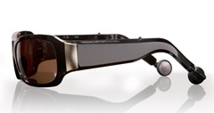 TriSpecs Stereo Bluetooth sunglasses size 10 Fun technology gadgets to get for your girlfriend on Valentines day
