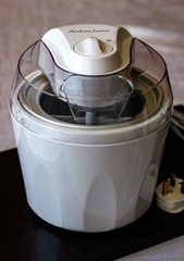 Andrew James Ice Cream, Sorbet and Frozen Yoghurt Maker Machine 2