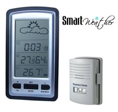 Wireless Weather Station - SmartWeather