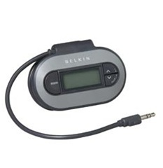 Tune your iPod or MP3 into a Radio Wirelessly with Belkin Ipod iPod FM Transmitter 2