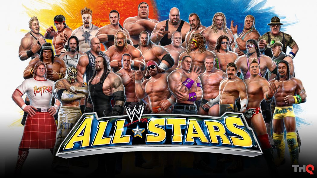 WWE All Stars Review 1