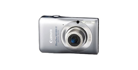 Canon PowerShot SD1300 IS 12.1 MP Digital Camera with 4x Wide Angle Optical Image Stabilized Zoom and 2.7-Inch LCD