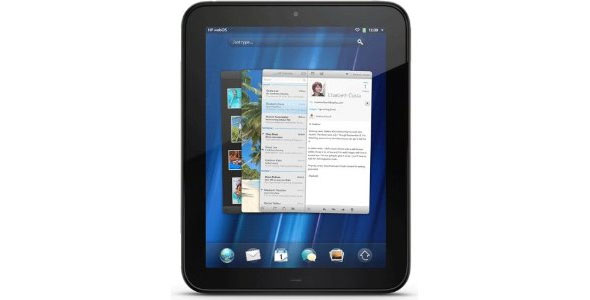 HP TouchPad Wi-Fi 9.7-Inch Tablet Computer
