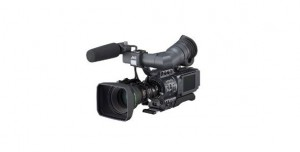 JVC GY-HD100U High Definition 3-CCD MiniDV Professional Camcorder