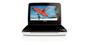 Philips PD9000/37 9-Inch LCD Portable DVD Player