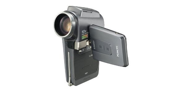 Sanyo Xacti VPC-HD1 5.1MP MPEG-4 High Definition Camcorder