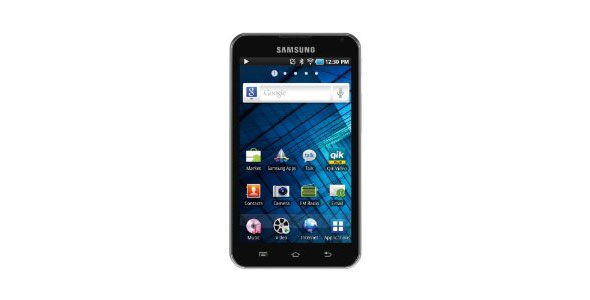 Samsung Galaxy 5.0 Android MP3 Player