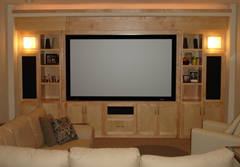 What Today's High Tech Entertainment Centers Look Like