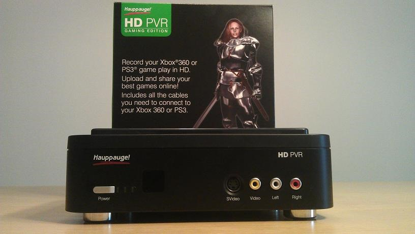 Hauppauge HD PVR Gaming Edition Overview 1