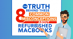 The Truth Behind These 8 Common Misconceptions About Refurbished MacBooks 1